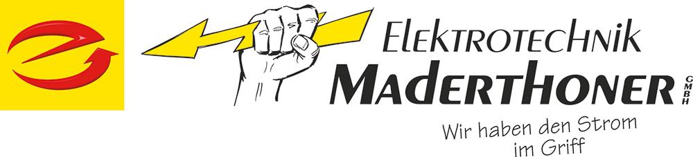 Elektrotechnik Maderthonder